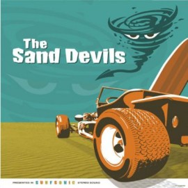 The Sand Devils CD